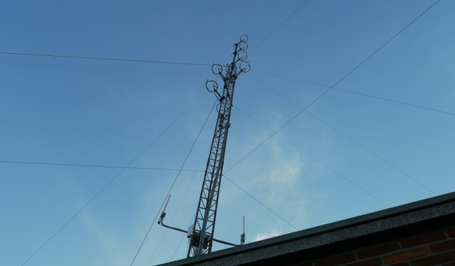 circulaire antennes